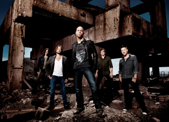 Daughtry, Rockband